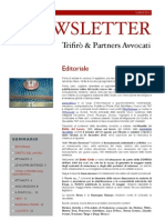 Newsletter T&P N°38