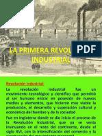 3° LA PRIMERA REVOLUCIÓN INDUSTRIAL