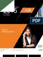 Maroc Telecom - Présentation Analystes FY 2015