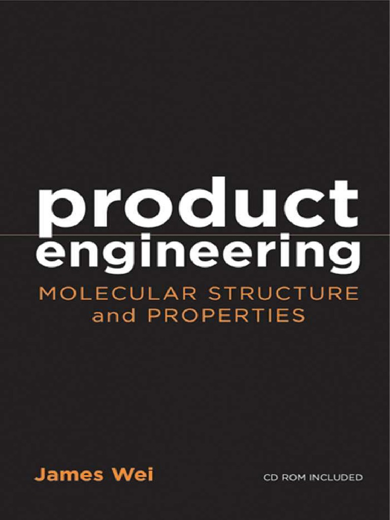 online store 23082 82351 eBook Product Engineering Molecular Stucture and Properties    Chlorofluorocarbon (120 views)