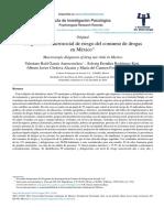 Diagnostico Macrosocial de Riesgo Del Consumo de Drogasen Mexico--1