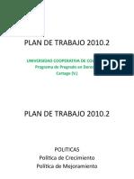 Plan de Trabajo 2002.2