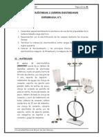 Cargas Electricas y Cuerpos Electrizados