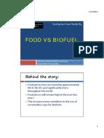 Itp504 Presentasi Kasus Food vs Biofuel 2014 2015