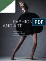 Fashion and Art - Adam Geczy