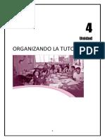 Modulo 4 - Organizando La Tutria