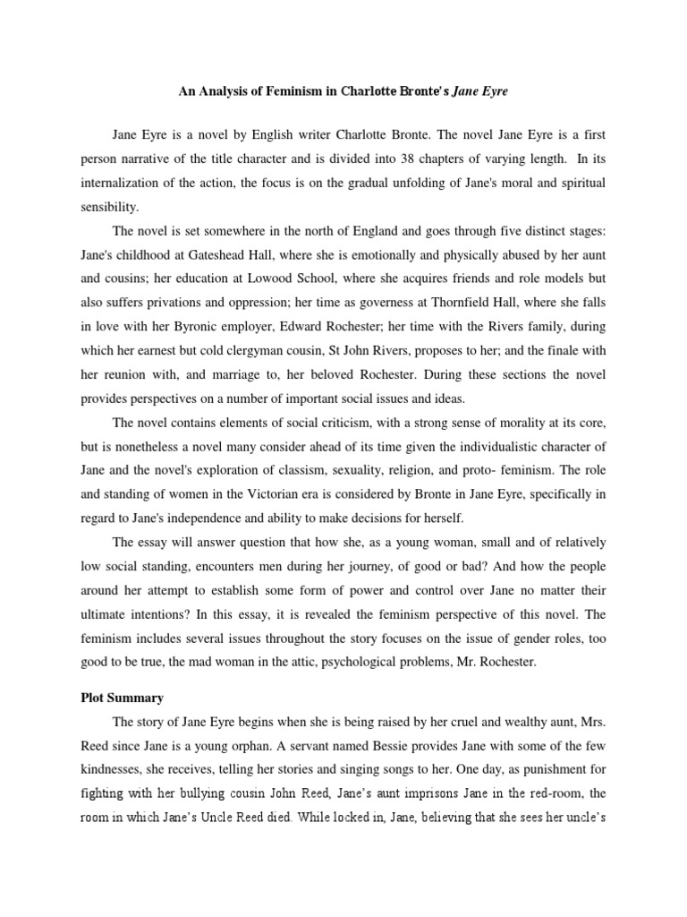 english essay 2 jane eyre Jane eyre critical quotes 2 of hard times to ch 6 of jane eyre honors english 2-b: phdessay is an educational resource where over 40,000 free essays are.