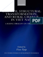 Vietnam Structural Transformation and Growth