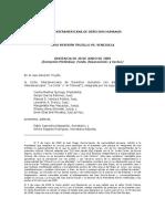 5.1 Corte Interamericana de Derechos Humanos - Reverón Trujillo vs Venezuela - Septiembre 2009