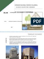 TANQUE ELEVADO Y CISTERNA de Concreto y Prefabricado