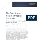 The Evolution of Next-Gen Optical Networks