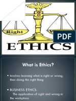 Business Ethics for Hs