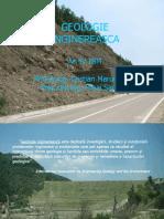 Curs geologie an 3 inginereasca