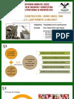 ARQUITECTURA EN LA CONSTRUCCION