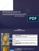 2.Chapter 2 Introduction to Chocolate