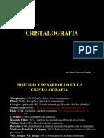 CAPITULO I - Cristalografia - 1era Parte