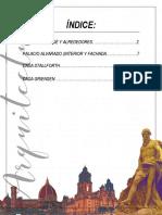 ARQUITECTURA BARROCA Y CHURRIGUERESCA EN PARRAL