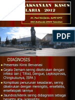 TATALAKSANA MALARIA 2012- gabungan.ppt