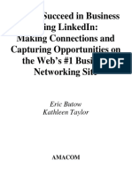 How to Succeed in Business Using Linkedin