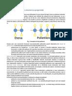 02 Structura Polimerilor, Proprietatile Polimerilor