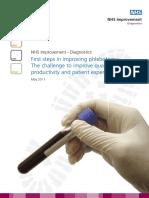 First Steps Improv Phlebotomy