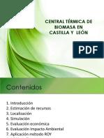 Central Biomasa Castilla y León PPT