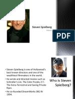 Steven Spielberg Makenzy