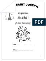 2015 2nd-Term 1st-Primary French