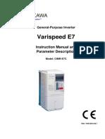 3G3PV(E7) en Manual