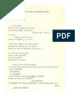 La Beca Del Guerrillero-poema de Carlos Rigby Dedicado a Leonel Rugama