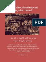 Jesus Islam Christianity Judaism