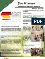 Boletin 170 Informe de Alemania - Junio de 2010