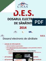 Dosarul Electronic al Pacientului.pps