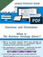BSG PowerPoint Presentation