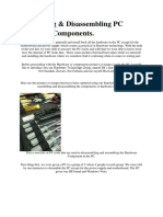 PC Assembling