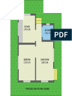 Single House for PMAY Scheme