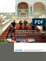 Studying in Germany a Good Choice for Your Child