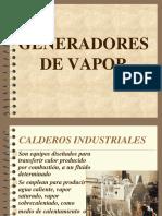 1. Produccion de Vapor en Calderas