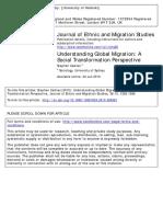 Castles Understanding Global Migration