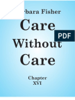 Care Without Care (Chapter 16)