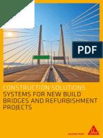 Sika Solutions for Concrete Bridges