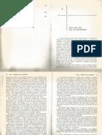Parsons Talcott - La Sociedad, Cap. 1 y 2