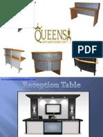 Office Reception Counter – Reception Counter Desk