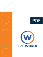 Brochure CallWorld