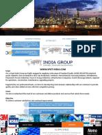 SPOT INDIA Presentation