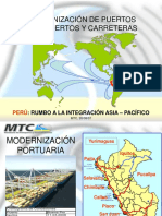 Modernizacion de Puertos - Clase 1