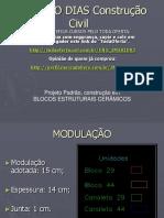 MAURÍCIO DIAS - Construção Civil - Alvenaria Estrutural Em Blocos Cerâmicos