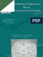 1. Kesehatan Lingkungan Kerja (General)