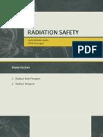 2. Radiation Safety