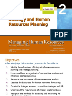 Chapter 2 - Strategy and Human Resources Planning